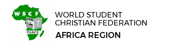 World Student Christian Federation. - Africa Region.